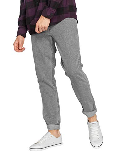 Levis Herren Jeans LINE 8 Slim Straight 29923-0038 Grau, Hosengröße:32/32