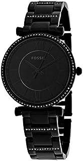 ساعة فوسيل رسمية للنساء انالوج بعقارب ستانلس ستيل - ES4488