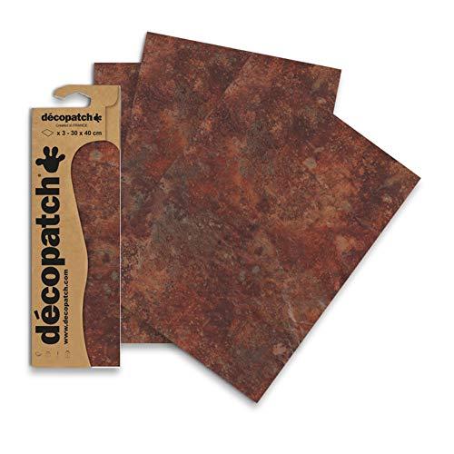 décopatch C808C Paper Decopatch Papier, mehrfarbig, 30x40cm