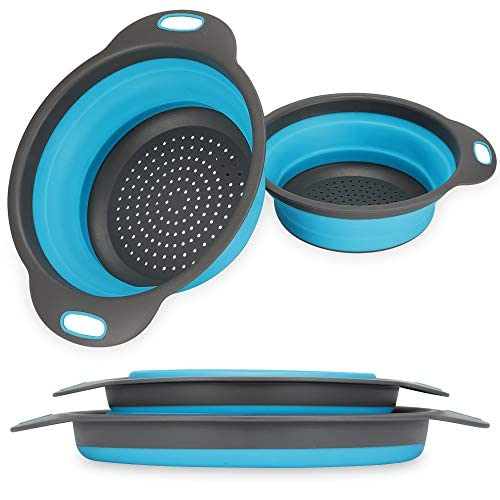 LERAJA Collapsible Colander