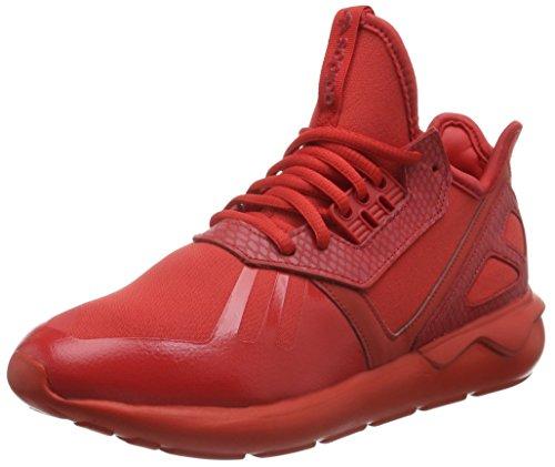 adidas Damen Tubular Runner Laufschuhe, Rot (Lush Red/Lush Red/FTWR White), 38 EU