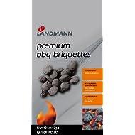 Barbecue Charcoal - Landmann 0951 Premium Charcoal Briquettes