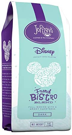Joffrey s Coffee French Bistro Blend Disney Specialty Coffee Collection Artisan Dark Roast Coffee product image