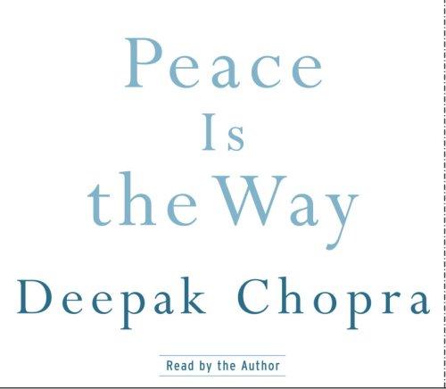 『Peace Is the Way』のカバーアート