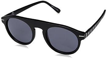 NEFF Post Shades Sunglasses One Size Matte Black