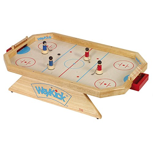 WeyKick - Eliottgames - ref 8500 - Weykick hockey rectangulaire 4 figurines