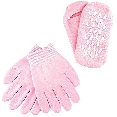 Spa Gel-Socken + Handschuhe