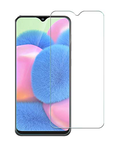 S Fancy Tempered Glass Guard for Samsung Galaxy A20e