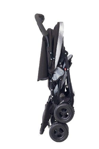 GRACO(グレコ)デュオスポーツジェミニブラック二人乗りベビーカー(背面タイプ)専用レインカバー付き67048