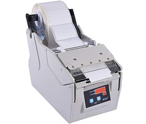 BAOSHISHAN Automatic Label Dispenser Separator Auto Counting Str