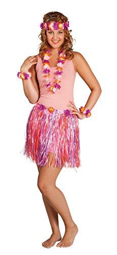 Boland 52430 - Kostümset Kiki, 1 Stirnband, 1 Kette, 2 Armbänder und 1 Rock