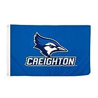 Desert Cactus Creighton University CU Bluejays NCAA 100% Polyester Indoor Outdoor 3 feet x 5 feet Flag [並行輸入品]