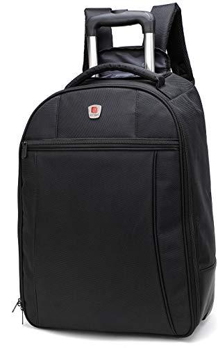 City Bag - Mochila de 44 l con Ruedas - Equipaje de Cabina de 55 x 40 x 20 cm