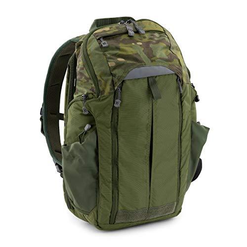Vertx Gamut 2.0 Backpack, Canopy Green/Tropic Mc, Os