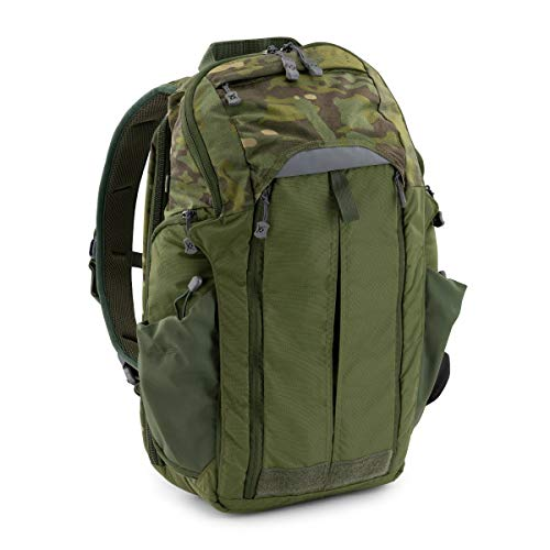 Vertx Gamut 2.0 Backpack, Canopy Green/Tropic Mc, Os