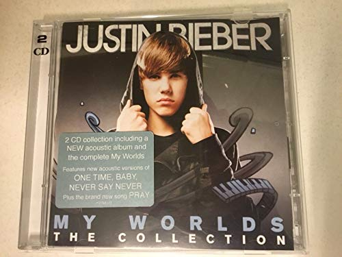 Justin Bieber - My Worlds - The Collection (2CDs)