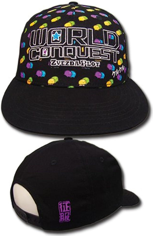 Baseball Cap - World World World Conquest Zvezda Plot - New Zvezda Kurukuru ge32394 by World Conquest Zvezda Plot B01CRR6EP8   Charmantes Design  ddd9f0