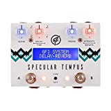 GFI Systems Specular Tempus Reverb & Delay Guitar Effects Pedal