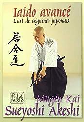 « Iaïdo Avancé : l'Art de dégainer le katana japonais », Sueyoshi Akeshi