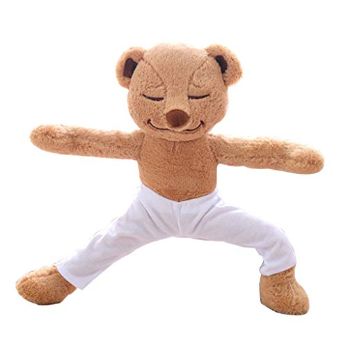 Yoga Bear Toy