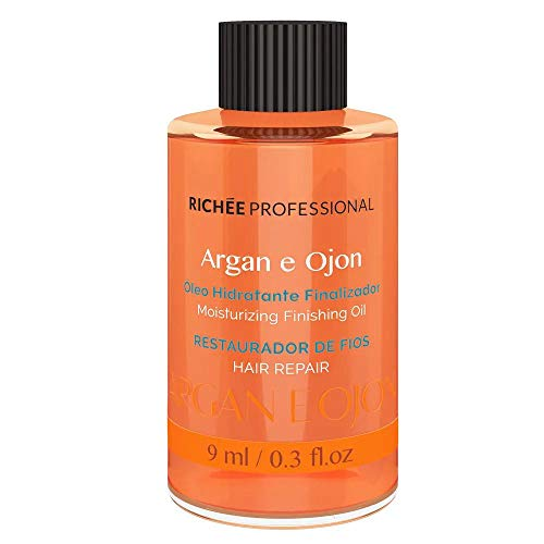Richée Professional Argan- und Ojon-Garn-Restaurierungsöl, 9 ml