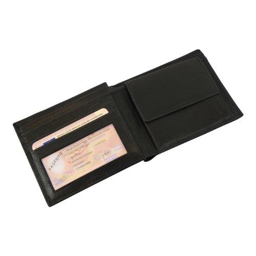 Carpoint 2323400 Portefeuille (Noir)
