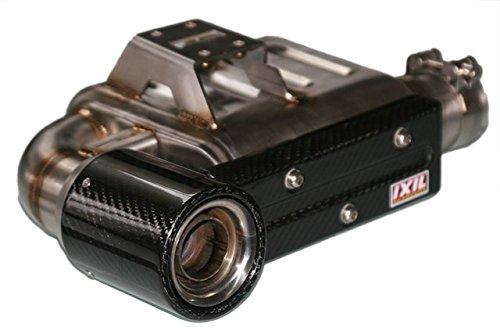 Ixil SX1 Auspuff, Komplettanlage, passend für Yamaha MT-09 Tracer