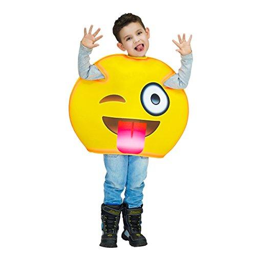 SEA HARE Kind Zunge Heraus Emoticon Kostüm