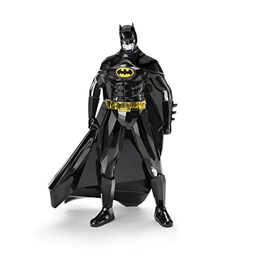 Swarovski Batman, Cristal, Negro, 13,8 cm