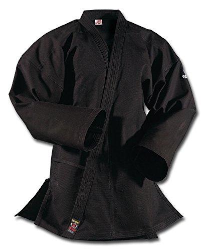 DanRho Ju-Jutsu-Jacke Shogun Plus schwarz 180