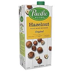 Pacific Foods Hazelnut Original Plant-Based Beverage, 32oz