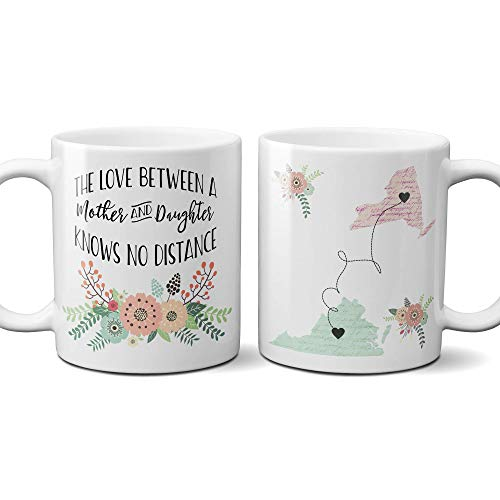 Dabbing Unicorn Coffee Mug Glitter Unicorn Coffee Cup 11 Ounce