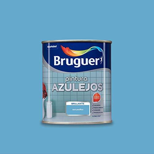 Bruguer Esmalte para Azulejos Brillante Azul Pacífico 750 ml