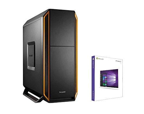Ultra i7 PC Intel Core i7 6700K 4x 4.00GHz • be quiet! Silent Base 800 Orange • MSI 4G Gaming GTX980 4GB nVidia GeForce • Samsung EVO 850 SSD 250GB • 1TB HDD • HyperX Fury 16 GB DDR4 RAM 2400MHz • Windows 10 Pro • DVD RW • USB3.1 - USB3.0 • WLAN • Gamer PC • Asus Z170 Pro Gaming • Be quiet! Pure Power CM BQT L8-CM-630W • be quiet! BK009 Pure Rock CPU Kühler , multimedia , gamer , gaming pc , desktop , rechner