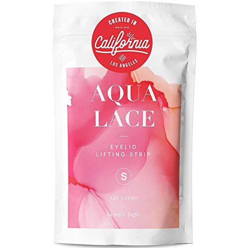 Beauty Logic USA Ultra Invisible Aqua Lace Eyelid Lift Kit 120pcs, Self...