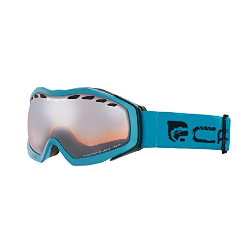 CAIRN - Freeride Spx3 Spx3000 Neon Blue Masque Femme - Neon Blue - Unique - Neon Blue