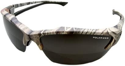 Edge Eyewear TSDK21CK Khor Safety Glasses, Camouflage with 3 Lens Kits