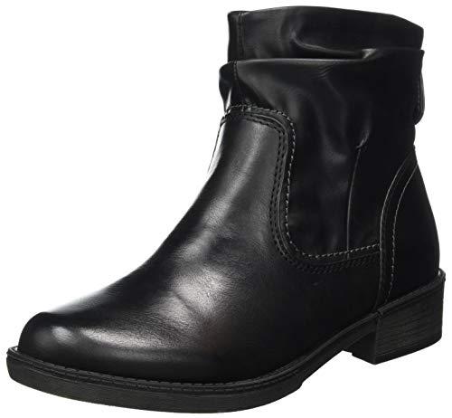 Tamaris Damen 1-1-26434-25 Stiefelette, schwarz, 38 EU