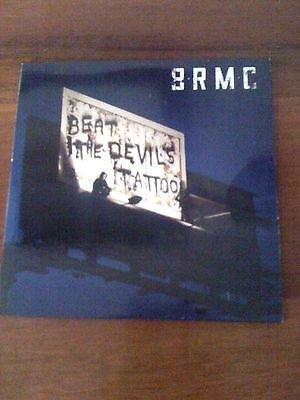 CD5 46 Black Rebel Motorcycle Club: Beat The Devil's Tattoo [BRMC 2010 CD PROMO]