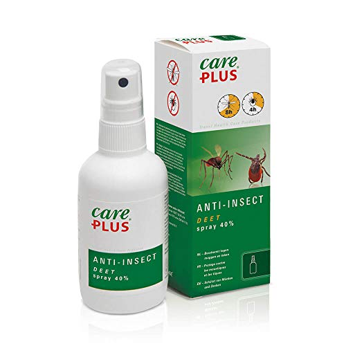 Care Plus Erwachsene Spray, Transparent, 100 ml