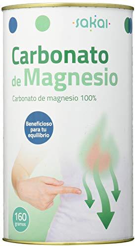 Sakai Carbonato de Magnesio - 160 gr