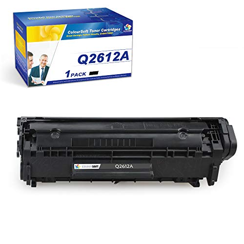 tóner q2612a fabricante Genric