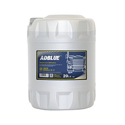 MANNOL 1 x 20L AdBlue/Diesel LKW u. PKW SCR Harnstofflösung