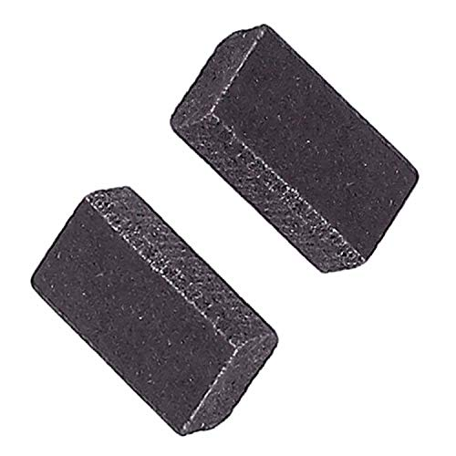 Kohlebürsten für Bosch AHS 550-50 Heckenschere 4x8x14mm Geräte Nr.beachten