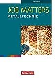 Job Matters - 2nd edition - A2: Metalltechnik - Arbeitsheft - David Clarke