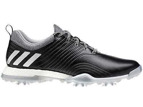 adidas Damen Adipower 4orged Golfschuhe Schwarz (Negro/Plata Ac8351) 40 EU