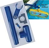 Leaf Bone - Above Ground Pool Leaf Skimmer Kit (Net NOT Included)