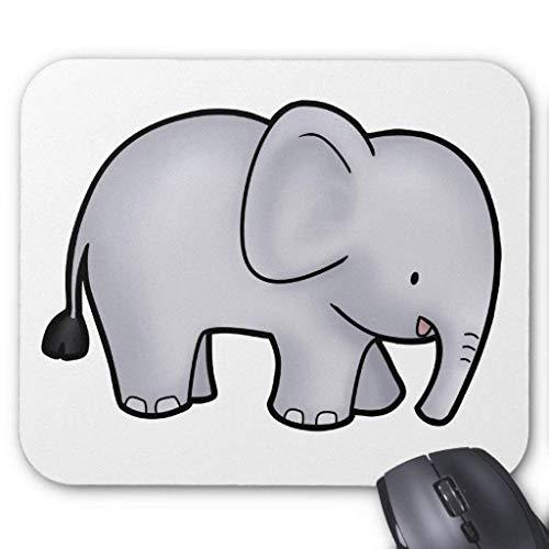 Elefant Alfombrilla de ratón