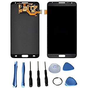 7a8b2f2e770 LCD display Touch Screen Digitizer Assembly for Samsung Galaxy Note 3 Mini  Neo N750 N7505 + Free tools (Black)