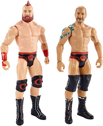 WWE The Bar Sheamus and Cesaro 2-Pack